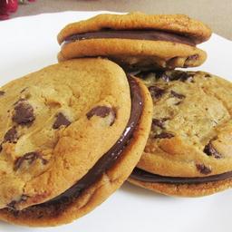 Cookie Duplo de Churros com Doce de Leite