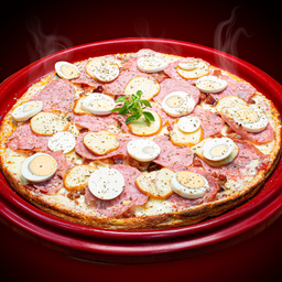 Pizza Mister Olympia