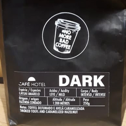 Cafe Hotel Dark - Em Graos