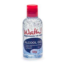 Gel Antisseptico Wath! High Para Mãos 55 g