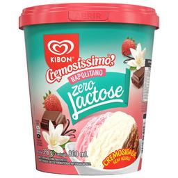Kibon Napolitano Zero Lactose 800ML