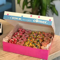 10 mini donuts