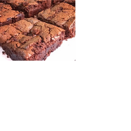Brownie FIT Com Chocolate Belga