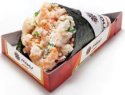 Salmão Shrimp Flókis