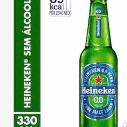 Heineken 0.0% Álcool Long Neck