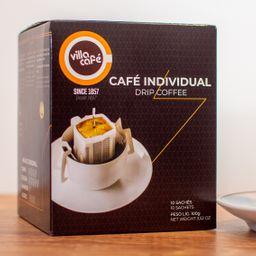 Café individual (10 sachês) 100g