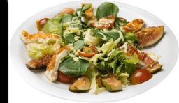 Salada Figos & Chèvre