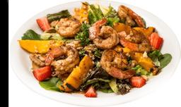 Salada de camarão (Médio)