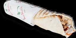 Sanduíche de Shawarma de Frango