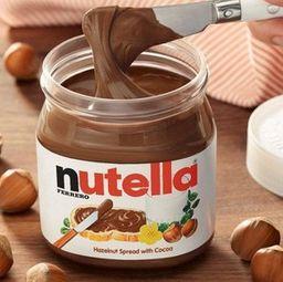 Porção Extra de Nutella