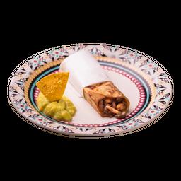 Burrito de shimeji