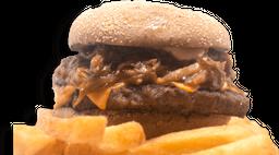 Classic Rock Cheese Burger
