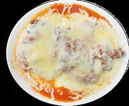 Filet à Parmegiana de Carne