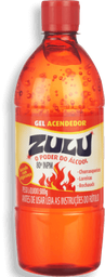Acendedor Em Gel Zulu 500g