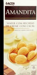 Amandita Lacta Chocolate 200 g