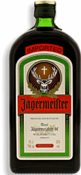 Licor Alemao  Jagermeister 700 ml