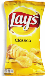 Batata Lays Clássica 96g