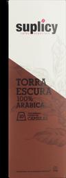 Café Suplicy Cápsula Torra Escura 10U