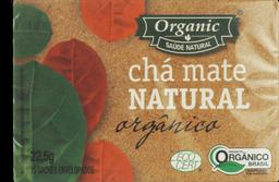 Organic Chá Mate Orgânico Tostado