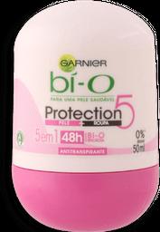 Desodorante Rollon Feminino Bio Proteção 5 em 1 50ml