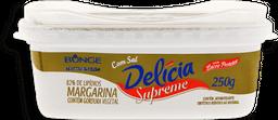 Margarina Delícia Supreme Com Sal 250g