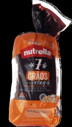 Pão Integral Nutrella 7 Grãos 400 g