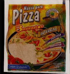 3 Minutos Pizza Integral