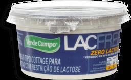 Queijo Lacfree Cottage Zero Lactose  200g