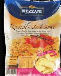 Ravioli Mezzani de Carne 400g
