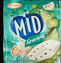 Mid Refresco Pó Graviola