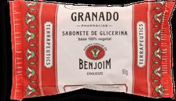 Sabonete Granado Glicerina e Benjoim Barra 90 g