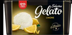 Sorvete Gelato Limão 1,5L