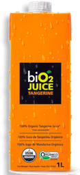 Suco biO2 Juice Tangerina Orgânico 1L