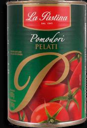Tomate Pelado Italiano La Pastina Lata 400g