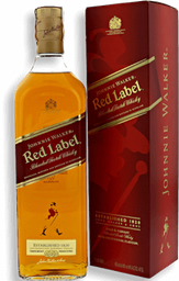 Whisky Escocês Johnnie Walker Red Label 1 L