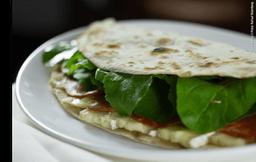 Piadina Piccanti (sugestão do Chef)
