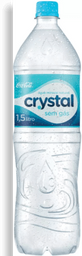 Àgua Mineral Crystal Sem Gás 1,5L