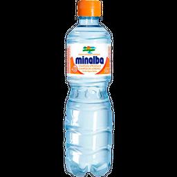 Água Mineral Com Gás Minalba 510 mL