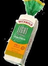 Pão de Forma Wickbold Integral sem Casca Light 350 g