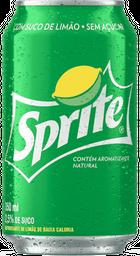 Refrigerante Sprite Limão Lata 350 mL