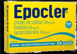 Epocler Com 6 Flaconetes
