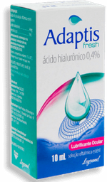 Adaptis Fresh 0,4% Legrand 10ml Solução Oftálmica
