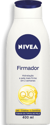 Hidratante Nivea Body Firmadora Q10 Plus 400 mL