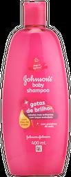 Shampoo johnson's Baby Gotas de Brilho 400 mL