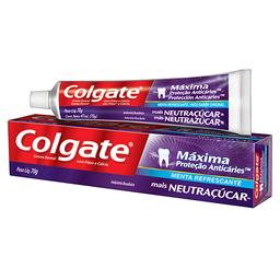 Creme Dental Colgate Máxima Proteção Anticáries Neutraçúcar 70g
