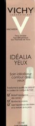 Creme Anti-idade Vichy Idéalia Olhos 15mL