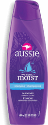 Shampoo Aussie Mega Moist 400mL