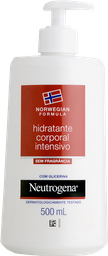 Hidra Corporal Neutrogena Norwegian Body Sem Fragrância 500 mL