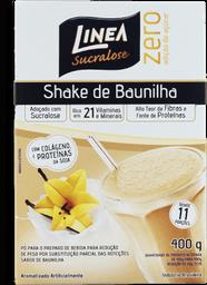 Shake Zero Baunilha Linea 400g