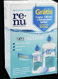 Kit Renu Sensitive Solução Multiuso Bausch+Lomb 1U